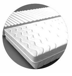 zertifiziert orthop dische kaltschaum matratze stella flex 140x200 h2 ausverkauf ebay. Black Bedroom Furniture Sets. Home Design Ideas