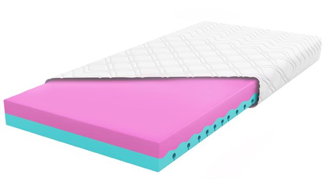 billige orthop dische kaltschaum matratzen lectus bamboo astra activ 160x200 ebay. Black Bedroom Furniture Sets. Home Design Ideas